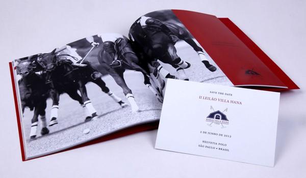 Catálogo do Leilão <br /> Haras Villa Hana
