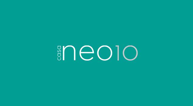 Redesign da marca  casa neo10