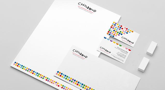 Projetos gráficos<br/>Childhood Brasil