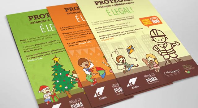 Campanhas <br/> Childhood Brasil