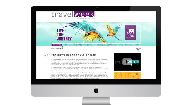 Travelweek São Paulo by ILTM 2016