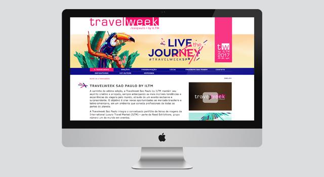 Travelweek São Paulo <br/> by ILTM 2017