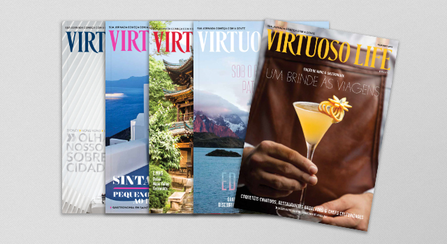 Revista <br/> Virtuoso Life Brasil